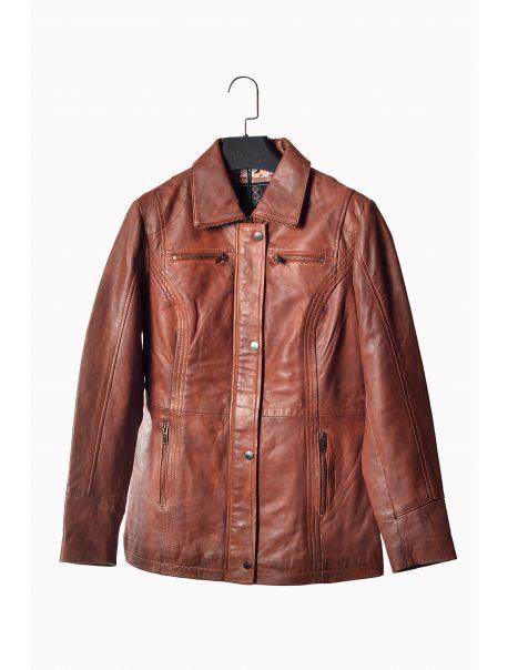 Dámské kožená bunda Bettie RINO&PELLE