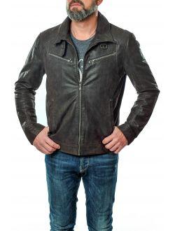 Pánská bunda kožená Tolan RINO&PELLE