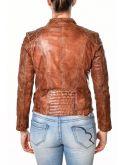 Dámská kožená bunda Jecki od MADDOX