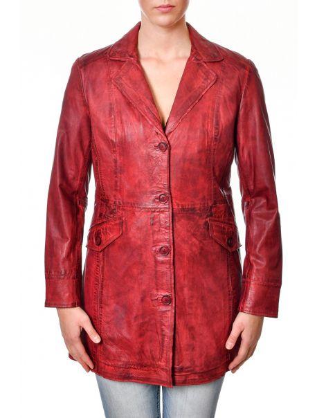 Dámská kožená bunda Gwen od MADDOX