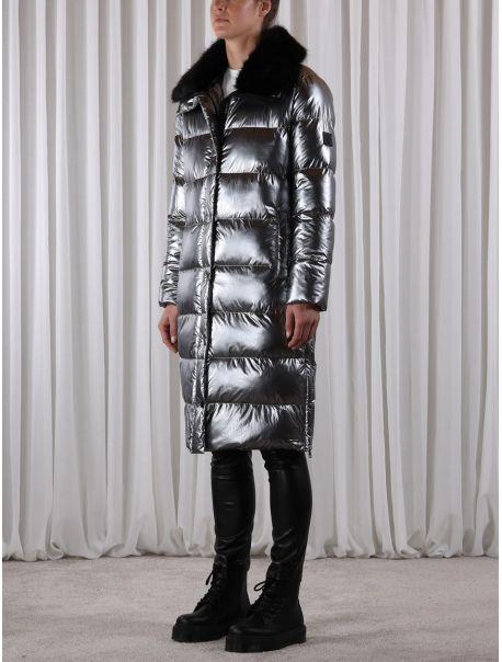 Dámský prošívaný kabát Laluna od RINO&PELLE