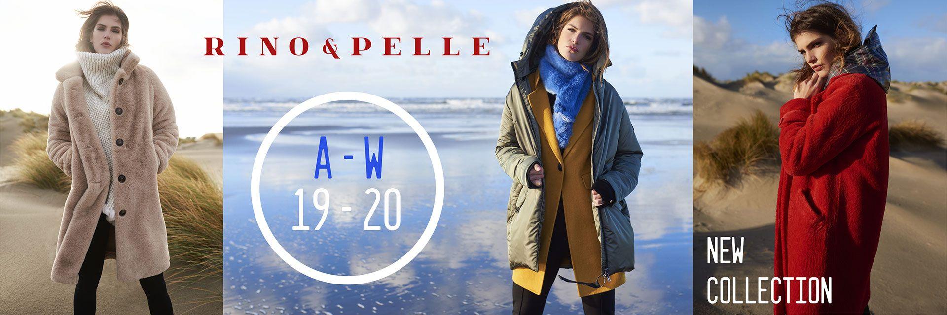RINO&PELLE Kolekce Podzim Zima 2019/2020